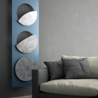 Eclipse radiator blue