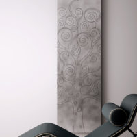 Klimt radiator brush