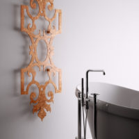 Romanov radiator gold