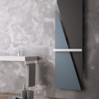 Triade radiator double color